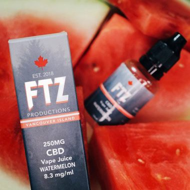 CBD Vape Juice Watermelon