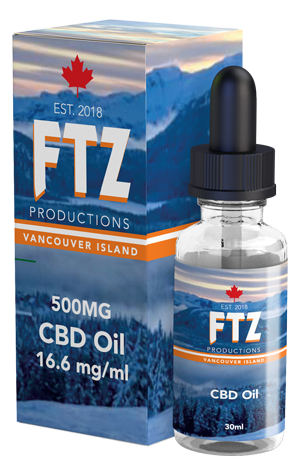FTZ CBD Oil Comox Valley
