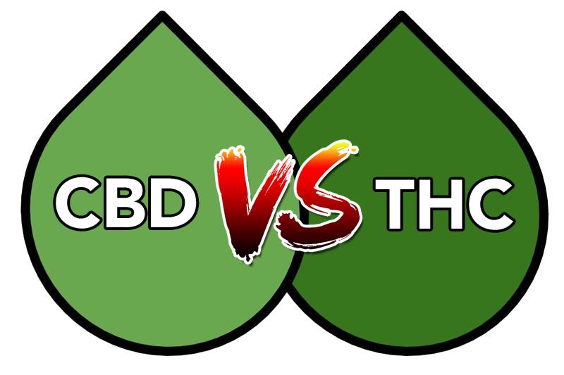 CBD VERSUS THC
